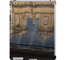 Reflecting on Noto and the Beautiful Sicilian Baroque Style iPad Case/Skin