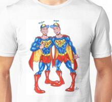 Super Tweedle Dee and Dum Unisex T-Shirt