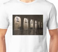 Syracuse Cathedral - an Ancient Greek Temple, 2500 Years Old Unisex T-Shirt