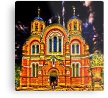 St Volodymyr's Cathedral Metal Print