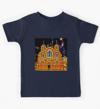 St Volodymyr's Cathedral Kids Tee