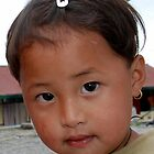 RUMTEK CHILD by JYOTIRMOY Portfolio Photographer