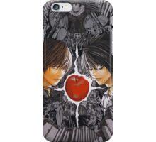 Death Note iPhone Case/Skin