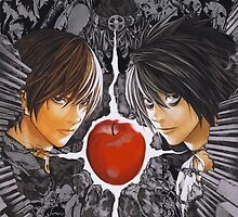 Death Note by Tsukiss