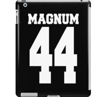 Magnum 44 iPad Case/Skin