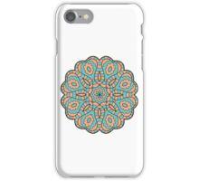 Mandala #4 iPhone Case/Skin