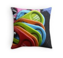 monsterr Throw Pillow