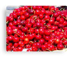 Cherry Goodies Canvas Print