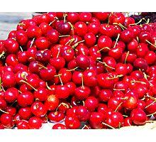 Cherry Goodies Photographic Print