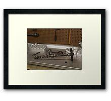 CAMSHAFT Framed Print