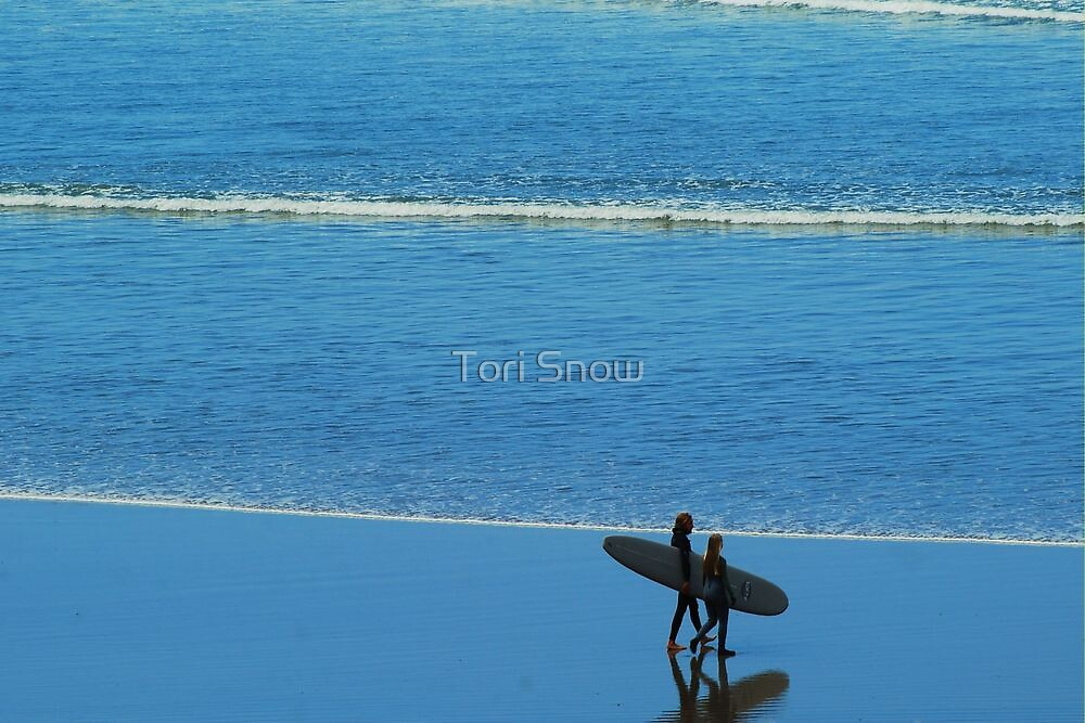 Going Surfing by Tori Snow