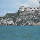 Alcatraz Prison Area by LGLProduction