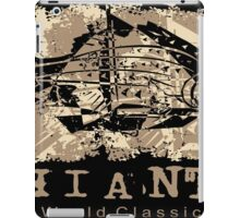 Graphic Art Chiante World Classic iPad Case/Skin