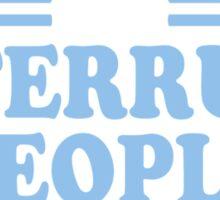 Interrupt People Sticker