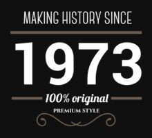 Making history since 1973 by JJFarquitectos