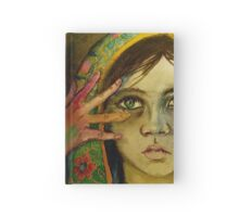 Look me in the eyes Hardcover Journal