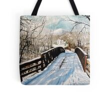 The Christmas Homecoming Tote Bag