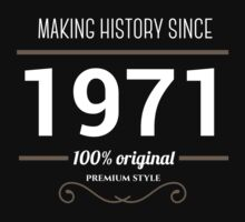 Making history since 1971 by JJFarquitectos