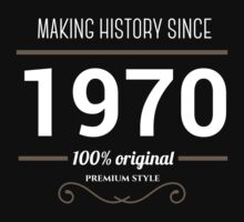 Making history since 1970 by JJFarquitectos