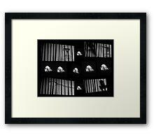 Projection...  Framed Print