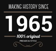 Making history since 1965 by JJFarquitectos