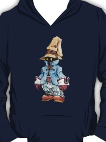 Final Fantasy 9 Vivi in Pastel &Colour Pencil T-Shirt