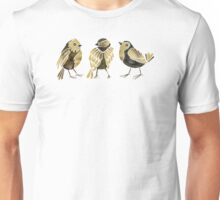 24-Karat Goldfinches Unisex T-Shirt
