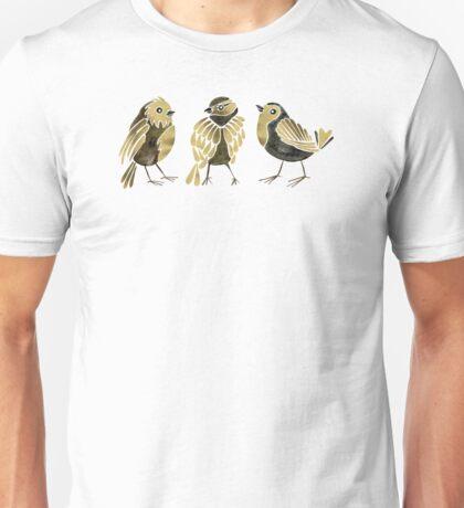 24-Karat Goldfinches Unisex T-Shirt