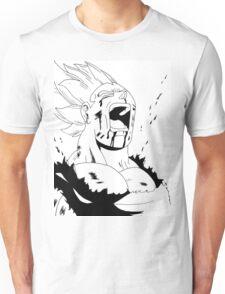 sacrifice b&w Unisex T-Shirt