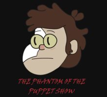 The Phantom of The Puppet Show by Patrick Lowney