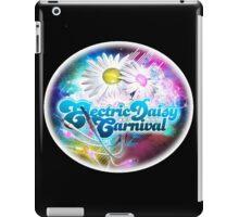 Retro Electric Daisy Carnival iPad Case/Skin
