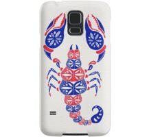 Patriotic Scorpion Samsung Galaxy Case/Skin