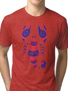 Patriotic Scorpion Tri-blend T-Shirt