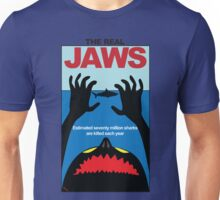 The Real JAWS Unisex T-Shirt