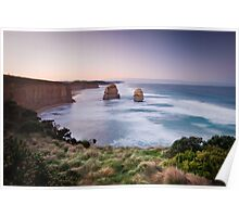 Two Apostles - Great Ocean Road, Victoria Poster