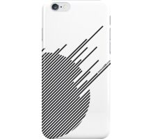 ABshapes in a disc  iPhone Case/Skin