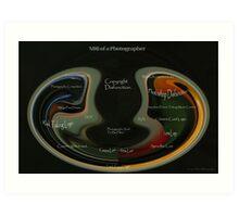 """ MRI of a Photographer "" Art Print"