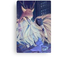 vicar amelia boss fight Canvas Print