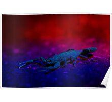 Sci-Fi Scorpio Poster