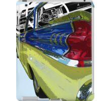 Mercury County Cruiser iPad Case/Skin