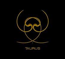 The Taurus Zodiac Sign by Vy Solomatenko