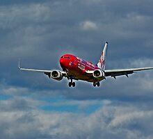 Landing by UncaDeej