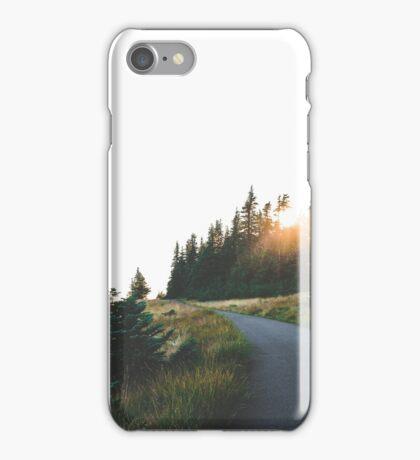 Hurricane Ridge iPhone Case/Skin