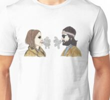 Margot and Richie Tenenbaum Unisex T-Shirt