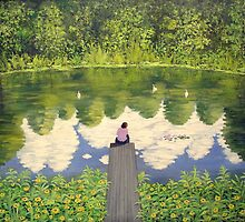 THE LONELY LADY by PRIYADARSHI GAUTAM