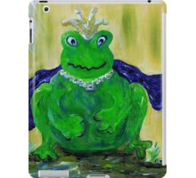 King for a Day iPad Case/Skin