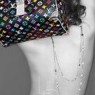©2010 Megan- rockin' that Louis Bag:P by Leah Snyder