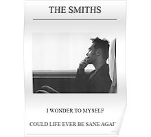 The Smiths II Poster