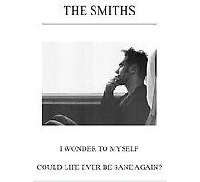 The Smiths II Photographic Print