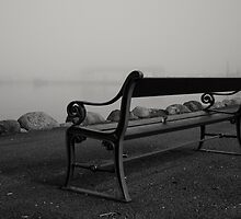 Harbour Bench by Kofoed